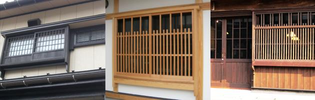 木製古典建具 施工例