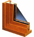 気密性・断熱性が高い木製サッシ